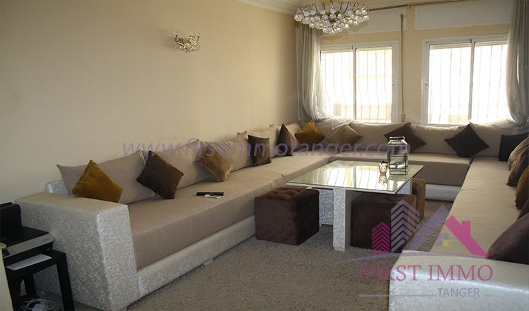 PRETTY APARTMENT ON ROAD RABAT FOR SALE